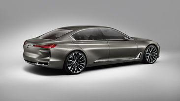 BMW Vision Future Luxury Makes North American Premiere at 2014 Pebble Beach Concours d'Elegance
