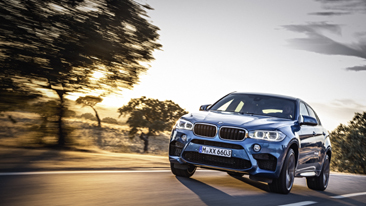 The New BMW X5 M and X6 M; the Second Generation of the BMW M GmbH Ultra High Performance Sports Activity Vehicle and Sports Activity Coupe