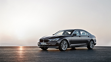 BMW 7 Series Wins 2016 World Luxury Car.
