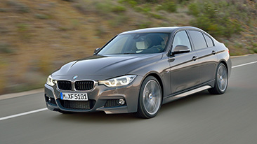 "The 2017 BMW 2 Series Coupe and 2017 BMW 3 Series Sedan Earn IIHS ""Top Safety Pick+""."