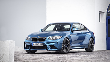 BMW M2 and BMW X4 M40i to Make World Debuts at the 2016 North American International Auto Show in Detroit.