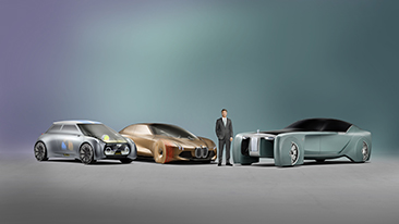 BMW Group: THE NEXT 100 YEARS.