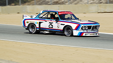 BMW Celebrates Centenary Throughout Monterey Car Week 2016.