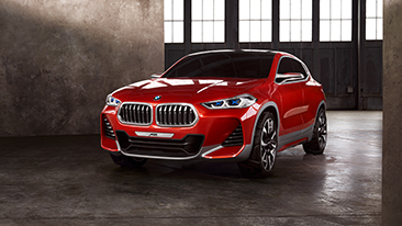 The BMW Group at the Mondial de l'Automobile Paris 2016.