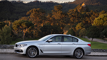 BMW Group records strong global sales growth in April