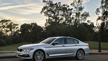 BMW to Showcase iPerformance Family of Plug-In Hybrid Electric Vehicles at the 2017 New York International Auto Show.