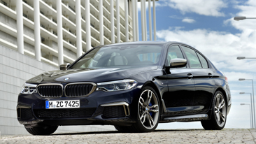 BMW Announces the First Ever BMW M550i xDrive.