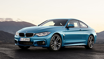 BMW Announces the new 2018 BMW 4 Series.