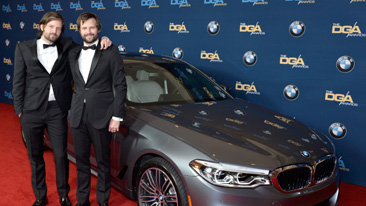 BMW Partners with the Directors Guild of America for the 69th Annual Directors Guild Awards.
