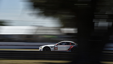 BMW Team RLL claims eighth and ninth GTLM starting positions for 65th 12 Hours of Sebring.