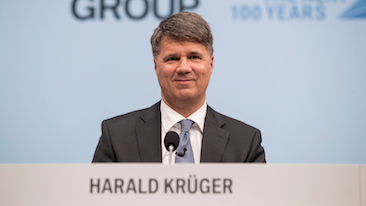 Statement and Presentation by Harald Krüger, Chairman of the Board of Management of BMW AG, Annual Accounts Press Conference 2017