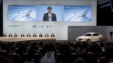 All-time highs in core business – innovation leadership in future mobility – BMW Group builds further on success