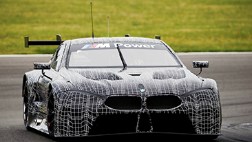 BMW Team RLL Prepares for 2018 IMSA Season; RLL Technicians in Munich to Assist With Build of First US-Bound BMW M8 GTE.