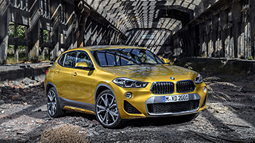 BMW X2 and 2019 BMW i8 Coupe to Make World Debuts at North American International Auto Show in Detroit.