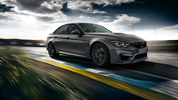 The First-Ever BMW M3 CS.