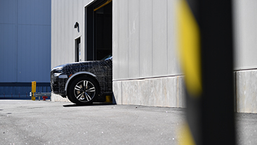 The countdown has begun: first BMW X7 pre-production models roll off the assembly line in the USA.