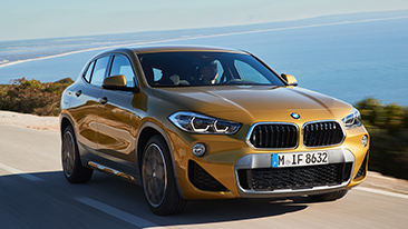 Best-ever February for BMW Group global sales