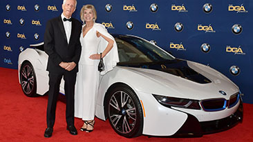 BMW Partners with the Directors Guild of America for the 70th Annual Directors Guild Awards.