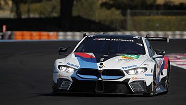 Spectacular weekend for BMW M Motorsport with starts in the FIA WEC, DTM and the IMSA series.<br />