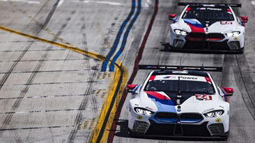 BMW Team RLL Hopes for Home Field Advantage at Mid-Ohio; Auberlen to co-drive Turner Motorsport M6 GT3.