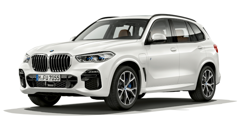 Electrifying power for supreme driving pleasure: the new BMW X5 xDrive45e iPerformance.