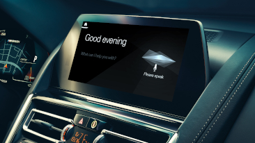 BMW and Microsoft Developing a Joint Platform for Intelligent, Multimodal Voice Interaction.