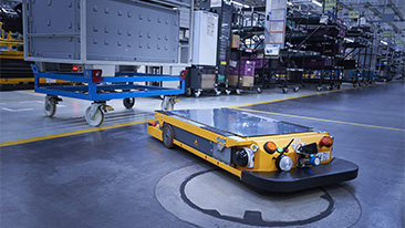 The BMW Group and Microsoft launch the Open Manufacturing Platform.<br />