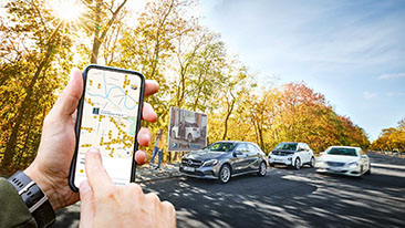 BMW Group and Daimler AG Plan Next Steps for Joint Mobility Company. Competition Authorities Approve Merger of Mobility Services.