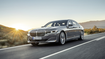 The new 2020 BMW 7 Series Sedan