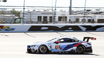 Road to Daytona: IMSA season kicks off with a highlight: BMW Team RLL ready for the 24 Hours of Daytona.