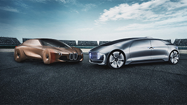 BMW Group and Daimler AG to jointly develop next-generation technologies for automated driving