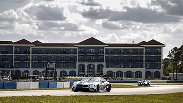 """BMW M Motorsport Super Weekend"" at Sebring: Countdown has started to the first of two races."