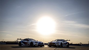 BMW Team RLL Ready to Continue Strong Start to Season at Long Beach Grand Prix.