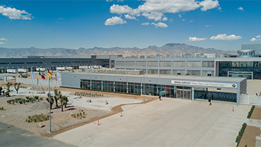 BMW Group Opens Plant in San Luis Potosi, Mexico
