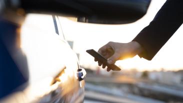 BMW Group Ushers in Next Digital Key Generation.