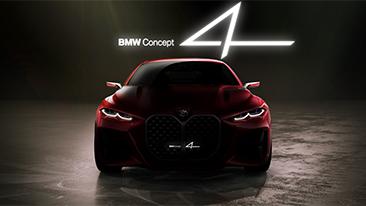 BMW Concept 4.