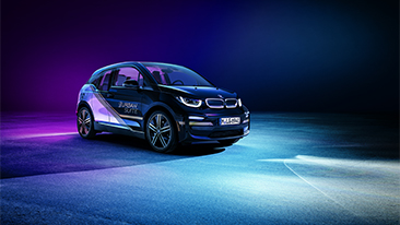 The BMW Group at the Consumer Electronics Show (CES) 2020 in Las Vegas.<br />
