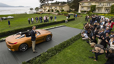 Media Alert: Promises Delivered: BMW Group To Unveil Several North American Premiere Vehicles during Monterey Car Week in August.