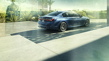 The New 2020 ALPINA B7 xDrive Sedan - Power, Dynamics and Luxury in a New Contemporary Design.