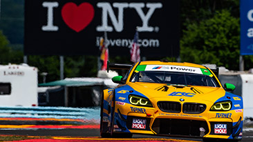 BMW Team RLL Qualifies Fourth and Sixth at Watkins Glen. Edwards - P4, DePhillippi - P6