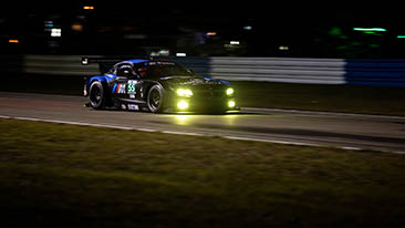 BMW Z4 GTE race debut in Sebring &ndash; BMW Team RLL is ready for fifth ALMS season.<br />