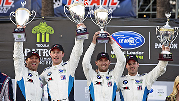 Long Beach Next for BMW Team RLL Z4 GTE Debut Season<br />