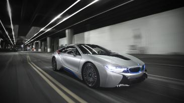 The BMW i8 &ndash; Ushering in a New Era of Sustainable Performance<br />