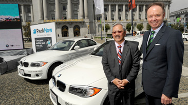 BMW Group's DriveNow Car-Sharing Service Expands to Street Parking in San Francisco
