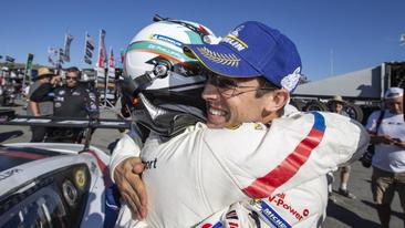 BMW M8 GTE Earns Second Consecutive Season Victory and Third BMW Win in Four Years at Laguna Seca With Smart Strategy and Luck; De Phillippi, Sims - P1, Edwards, Krohn - P4