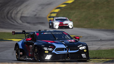 BMW M8 GTE Completes Inaugural North American Season With Third and Fourth Place Finishes at Motul Petit Le Mans; Edwards, Krohn, Mostert - P3, Auberlen, De Phillippi, Sims - P4.