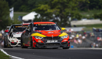 BMW Team RLL Ready for Michelin GT Challenge at VIR After Near Miss at Road America.<br /> Five Car BMW M4 GT4 Entry Highlight BMW Customer Racing Effort.