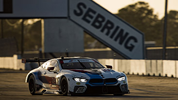 BMW Motorsport Names Colton Herta to 2018 BMW Junior Program and Test and Reserve Role for BMW Team RLL; M8 GTE Receives Balance of Performance Adjustment for IMSA Sebring Test.