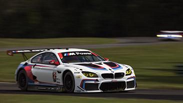 BMW Team RLL Finish Fourth and Ninth in Michelin GT Challenge at VIR.