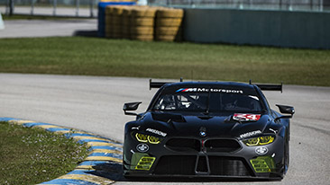 BMW Team RLL Completes First US Test of BMW M8 GTE; BMW of North America Enhances Driver Lineup as Bill Auberlen Adds New Role as BMW NA Brand Ambassador.